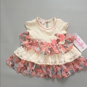 New baby girl dress